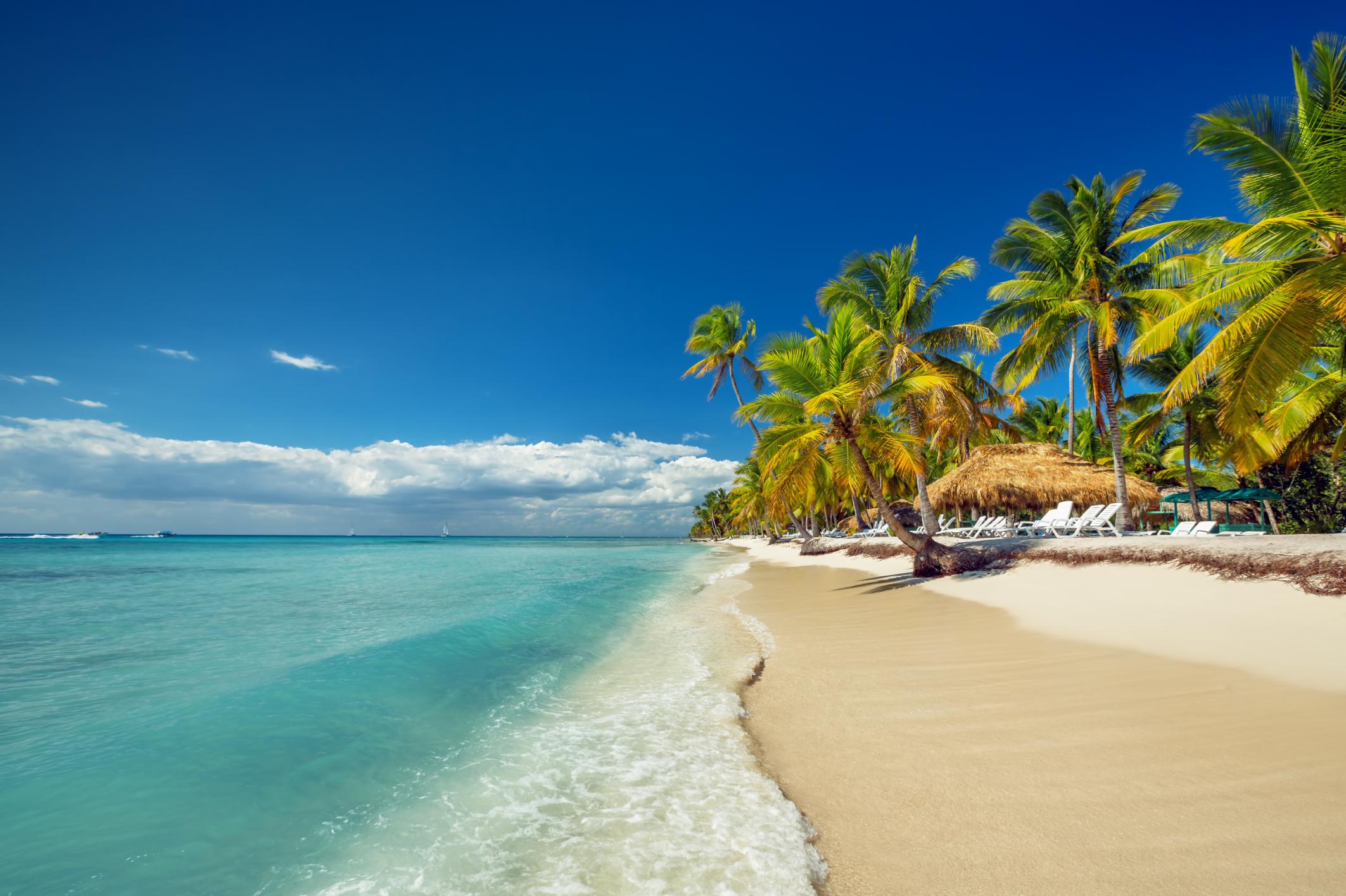 Dominikanska republiken kan vara det perfekta resmålet