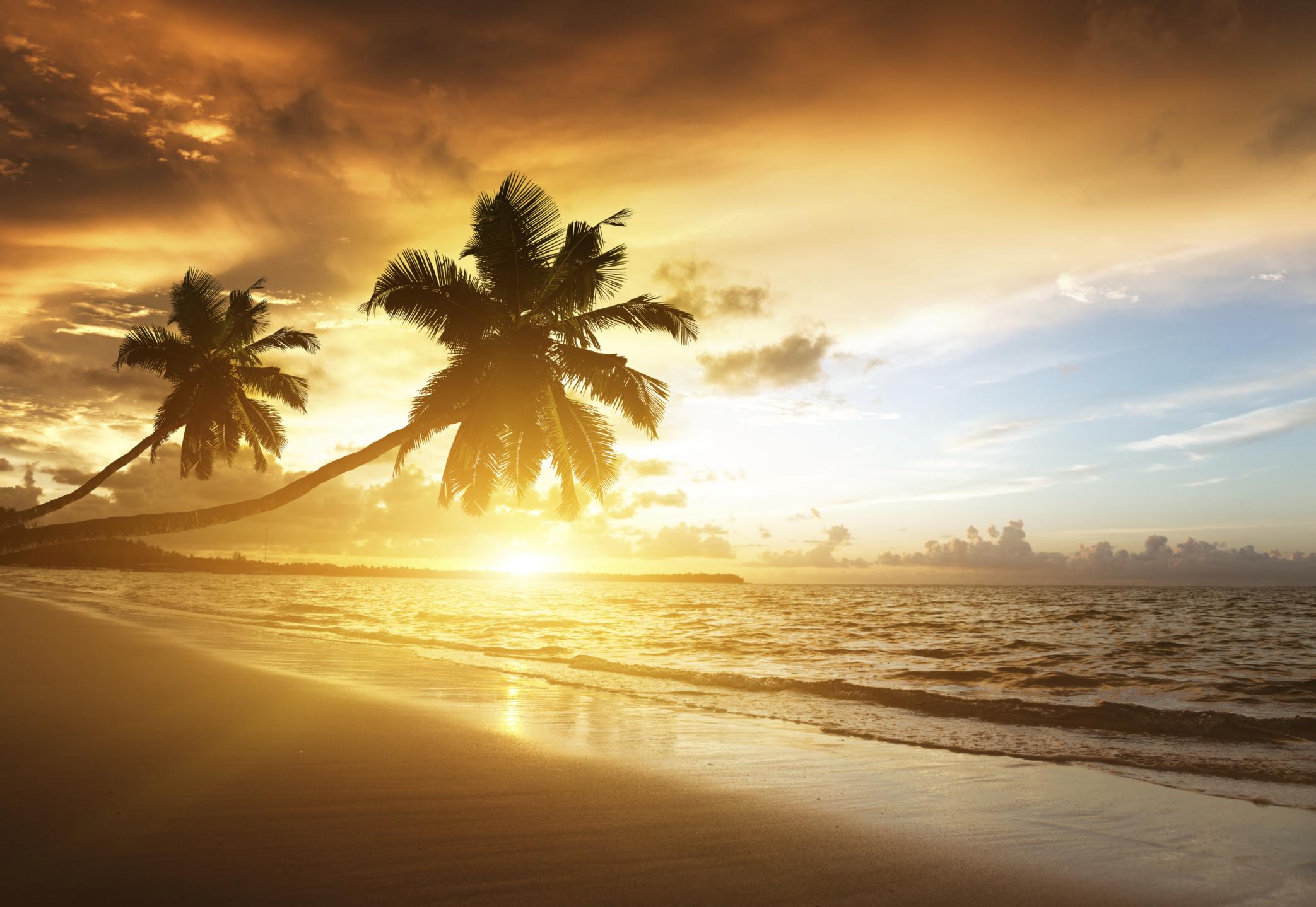 Planera en längre möhippa till Karibien