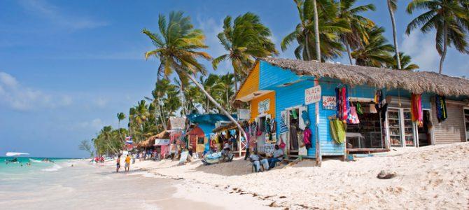 Familjesemester till Dominikanska republiken